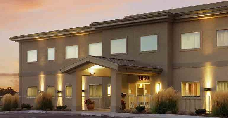 Kennewick Office Front