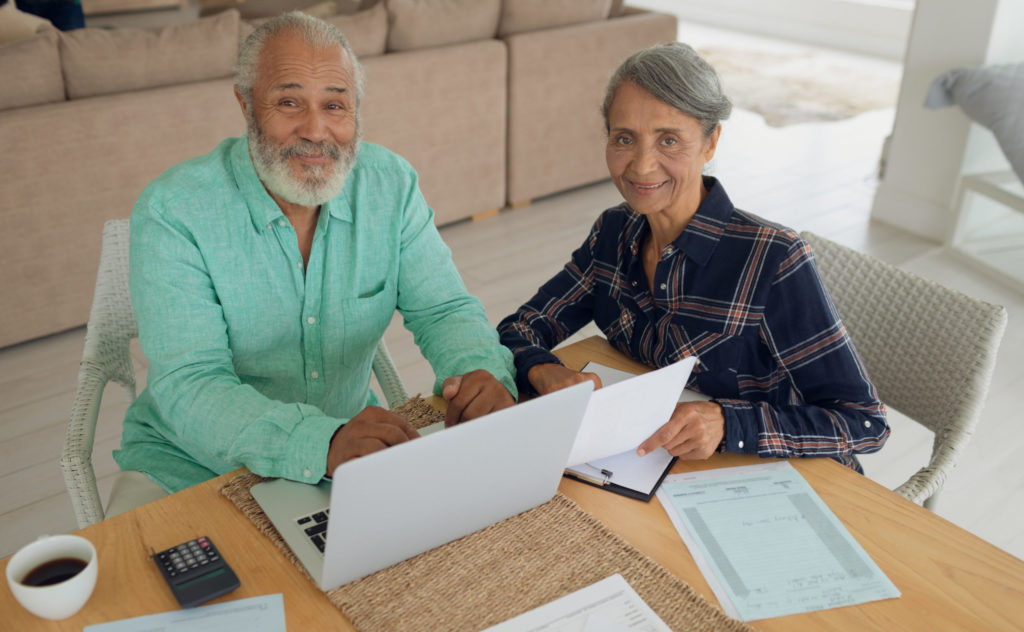 retirement accounts during a global crisis